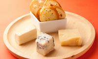 イタリア産チーズの盛合せ